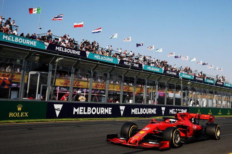 F1   F1開幕戦オーストラリアGPが延期濃厚との報道。2021年シーズンはバーレーンでスタートか