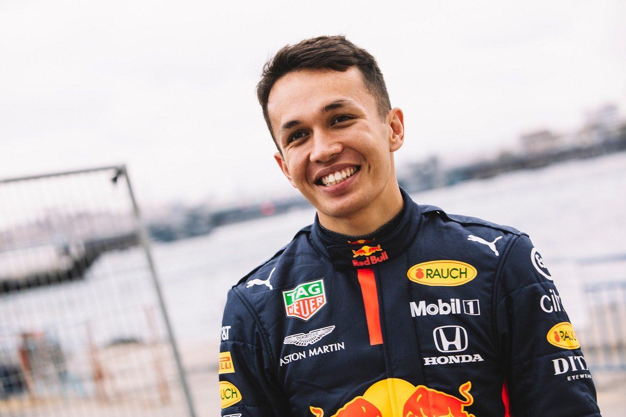 Photo of レッドブルF1リザーブドライバーのアルボン、2021年にはDTMに参戦 | F1 | autosport web | オートスポーツweb