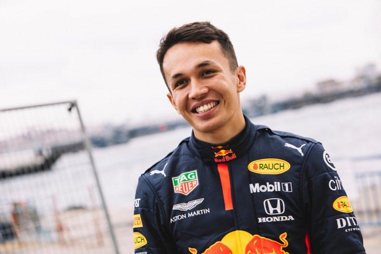 F1 | レッドブルF1リザーブドライバーのアルボン、2021年にはDTMに参戦