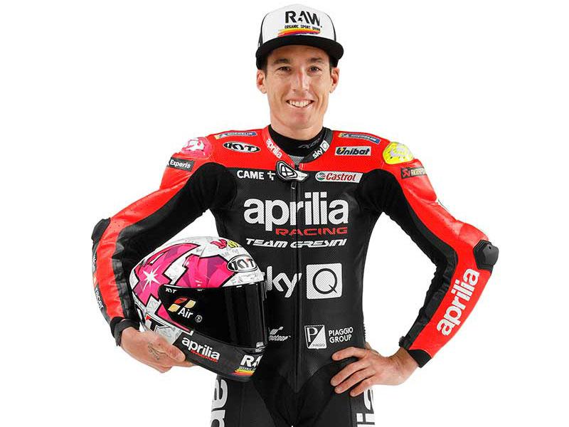 MotoGP | アレイシ・エスパルガロ(アプリリア・レーシング・チーム・グレシーニ) 2021年