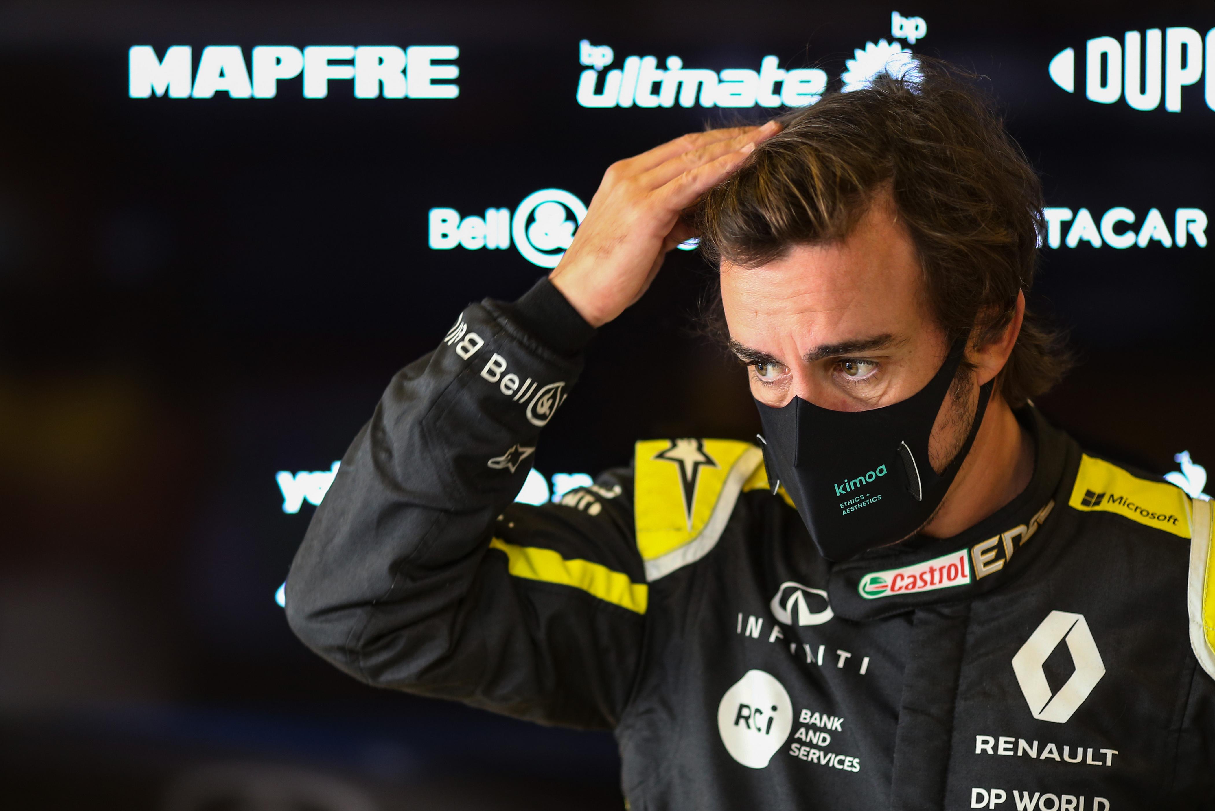 F1 | フェルナンド・アロンソ(Fernando Alonso)(アルピーヌF1チーム) 2021年