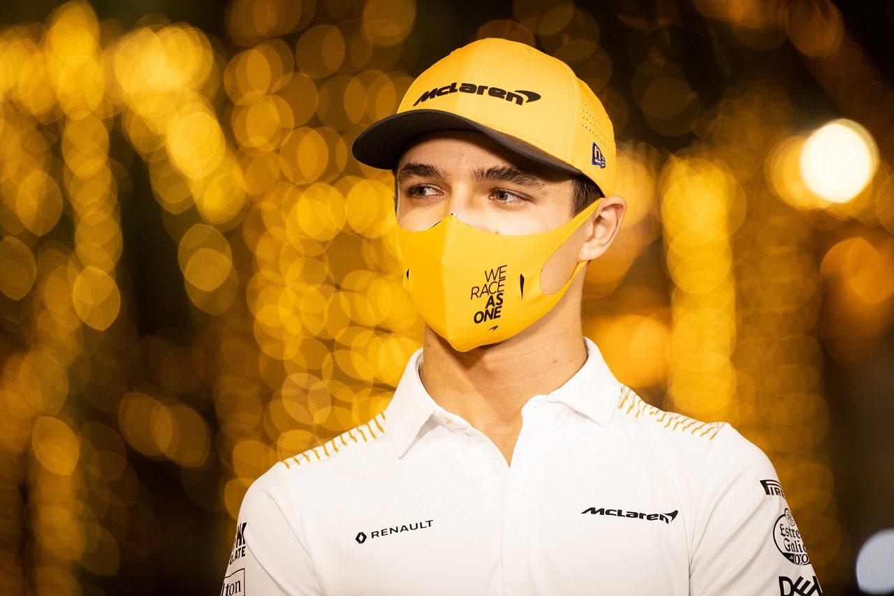 Photo of マクラーレンF1のノリスがコロナ陽性。軽症も2週間の自己隔離に | F1 | autosport web | オートスポーツweb
