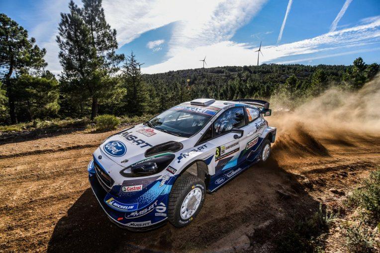 ラリー/WRC | WRC:Mスポーツ・フォード、2021年参戦体制を発表。エイドリアン・フルモーが昇格