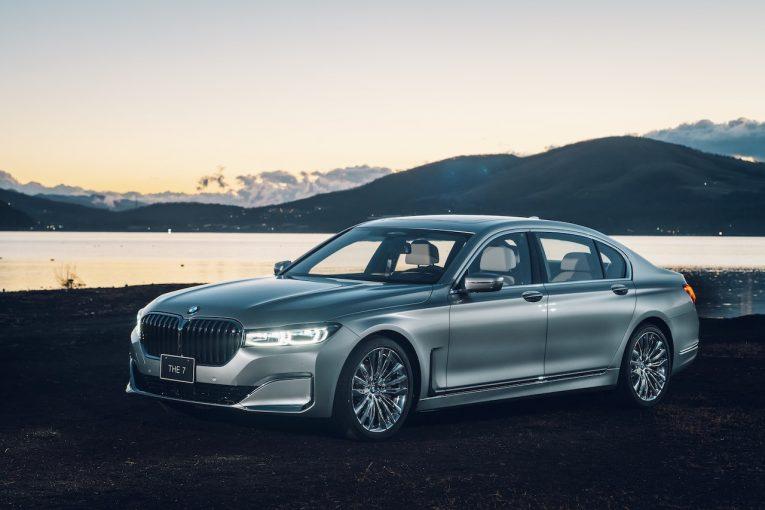 クルマ | 人間国宝の技巧を融合した『BMW 7シリーズ・ピュア・メタル・エディション』登場