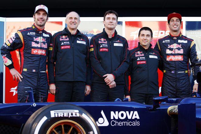 2013年F1ヘレステスト