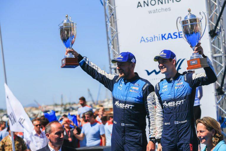 ラリー/WRC | WRC:スニネン「チャンスをくれたMスポーツに感謝」袂を分かつ戦友レーティネンにも