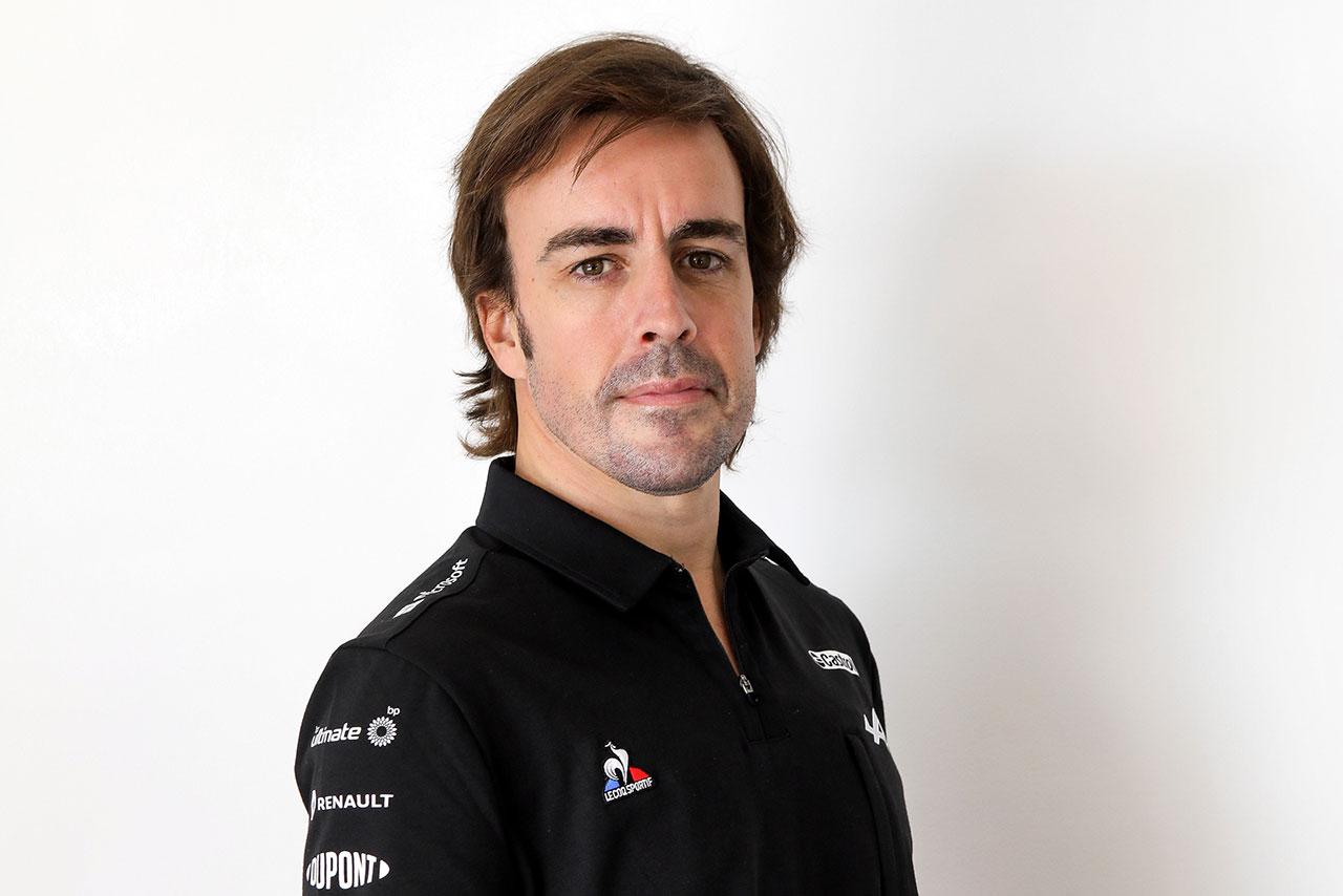 F1 | フェルナンド・アロンソ(Fernando Alonso) 2021年