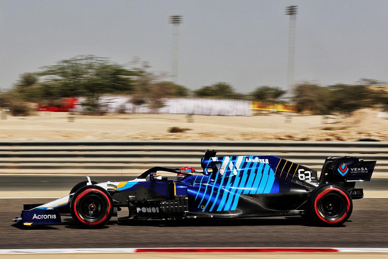 F1 | ウイリアムズ・レーシング 2021年