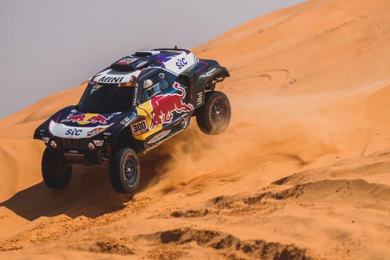 ラリー/WRC | ダカールラリー:前半戦最後のSSはサインツが制す。優勝争いはペテランセルとアル-アティヤの一騎打ち