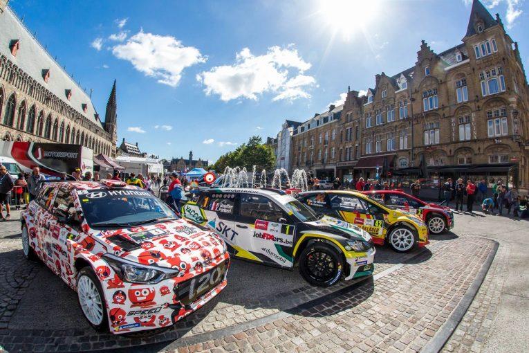 ラリー/WRC | WRC:ラリーGB開催断念。ベルギー・イープルの2021年カレンダー追加が決定