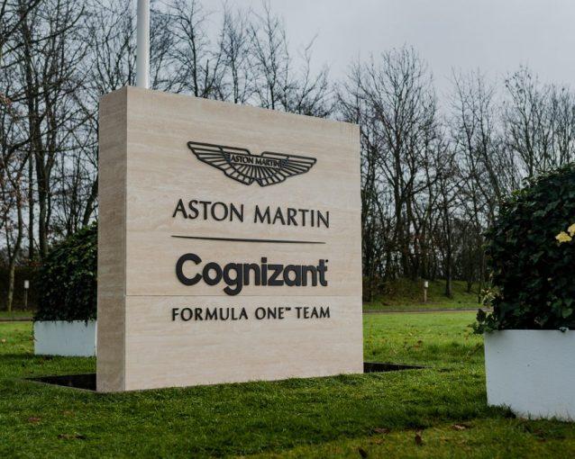 F1 | アストンマーティンF1、正式発表を前に2021年型マシン『AMR21』を初始動