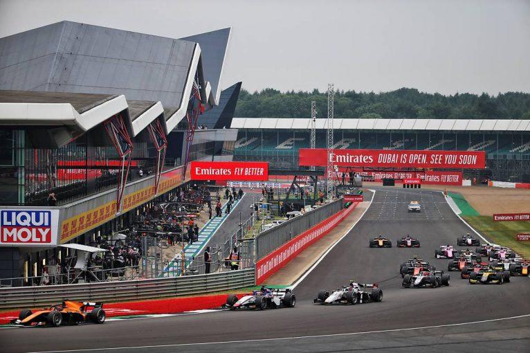 海外レース他 | FIA-F2:2021年のF1カレンダー修正に伴い、終盤戦ジェッダ&アブダビのスケジュールが変更に