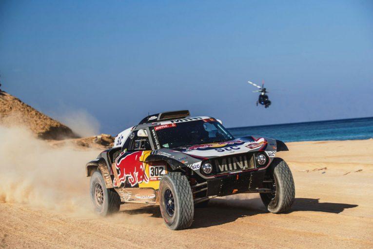 ラリー/WRC | ダカールラリー:ペテランセル、9日目に今大会初のSS優勝。二輪はホンダが1-2-3