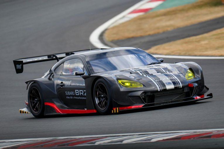 スーパーGT | スーパーGT:スバル、BRZ GT300 2021プロトの走行ムービーを公開。2月に体制発表も