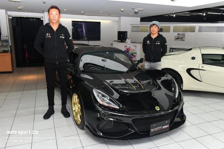 スーパーGT   スーパーGT:加藤寛規×阪口良平、ロータス×ブリヂストン。ドライバーたちが語る期待と課題