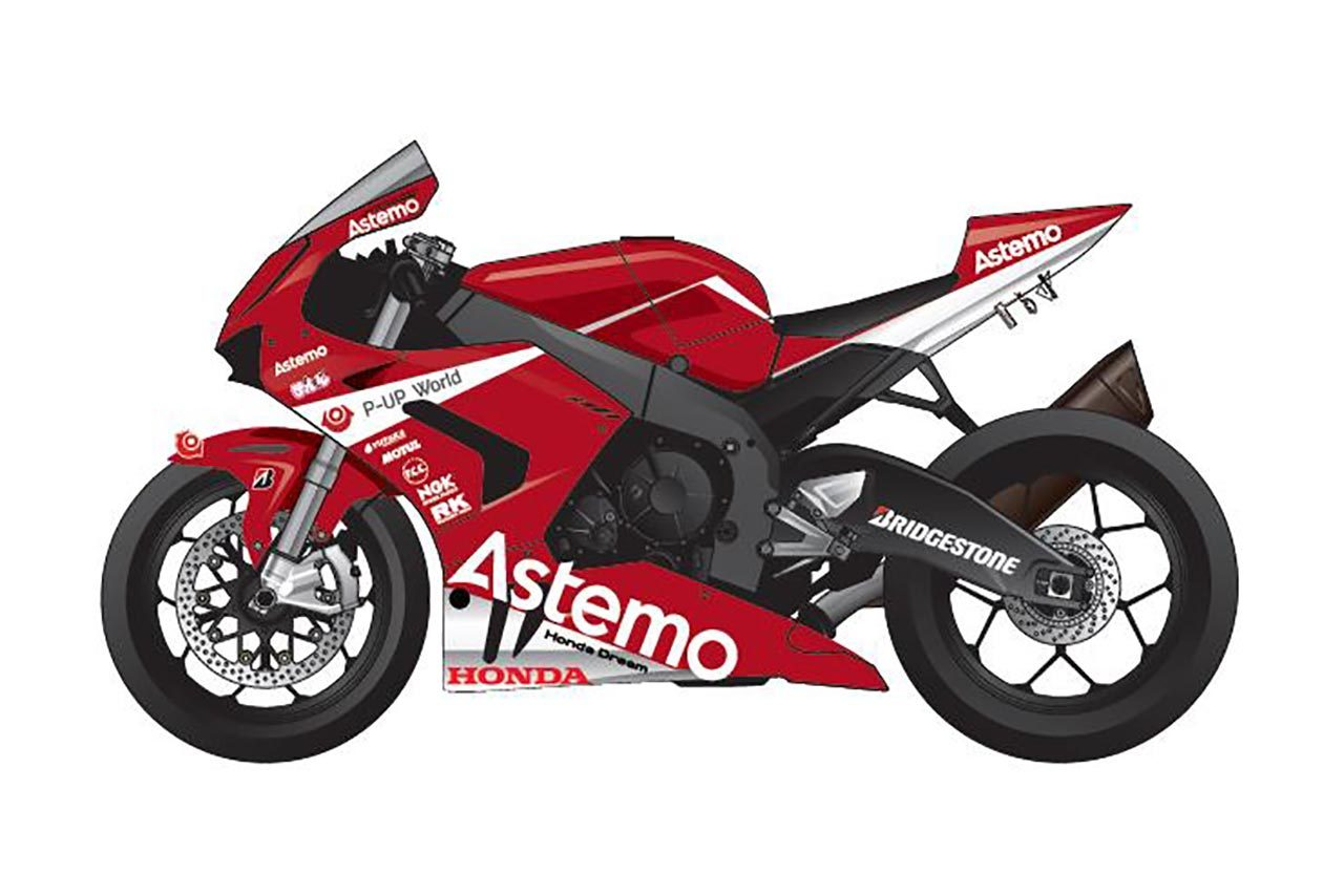スーパーGT:日立AstemoがサポートするAstemo REAL RACING発進! カラーリングはレッドに