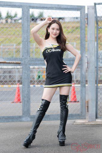 レースクイーン | 福江菜々華(BUZZ Racing Lady)