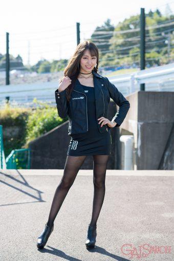 レースクイーン | 五十嵐希(UP GARAGE HONEYS)