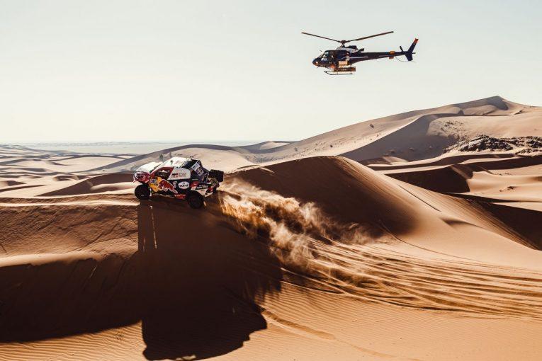 ラリー/WRC   ダカール終了に際し豊田章男社長がコメント発表。クラス連覇達成のTLC、日野チームにも「ありがとう」