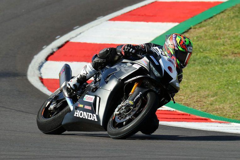 MotoGP   BSB参戦が決定したホンダの水野涼「新しい挑戦をとても楽しみにしている。多くの成功を収めたい」