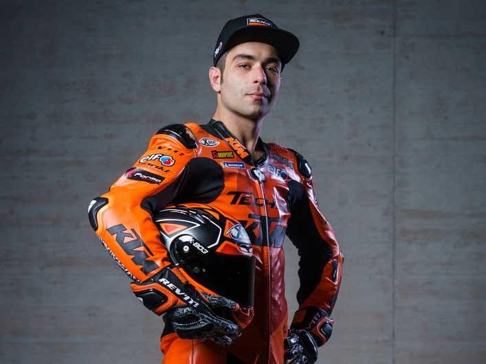 MotoGP | ダニロ・ペトルッチ(テック3KTMファクトリー・レーシング) 2021年