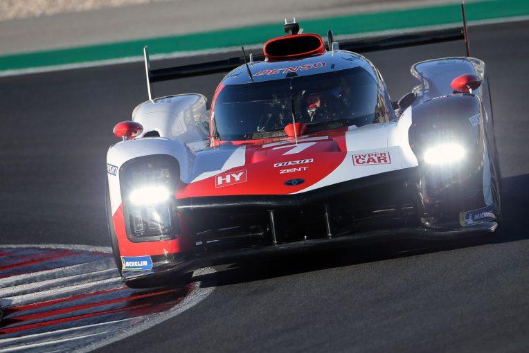 ル・マン/WEC   【トヨタGR010インプレ】燃料カットのストレスから解放され「F1やGTみたいな運転」に。一番の違和感は重さ