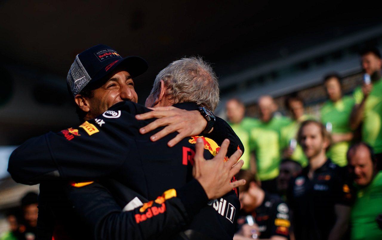 Photo of リカルド、レッドブルF1首脳マルコとの接し方をペレスにアドバイス「批判されてもポジティブに受け取って」 | F1 | autosport w | オートスポーツweb