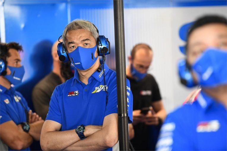 MotoGP | MotoGP:ダビデ・ブリビオ代表離脱のスズキ「自分たちで管理しようと思う」と佐原伸一氏
