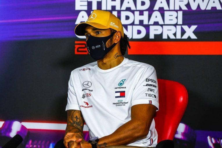 """F1   エディー・ジョーダン、契約交渉が難航していると報道されたハミルトンに""""代わりはいる""""と警告"""