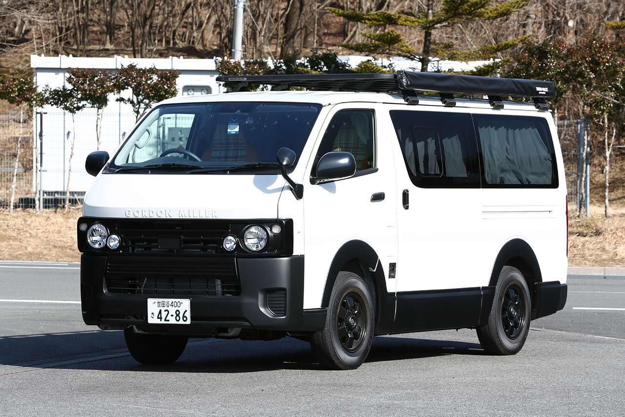 東京オートサロン2021出展車レポート/GRヤリスのドリフトマシンや天然木の内装が自慢のハイエースも登場