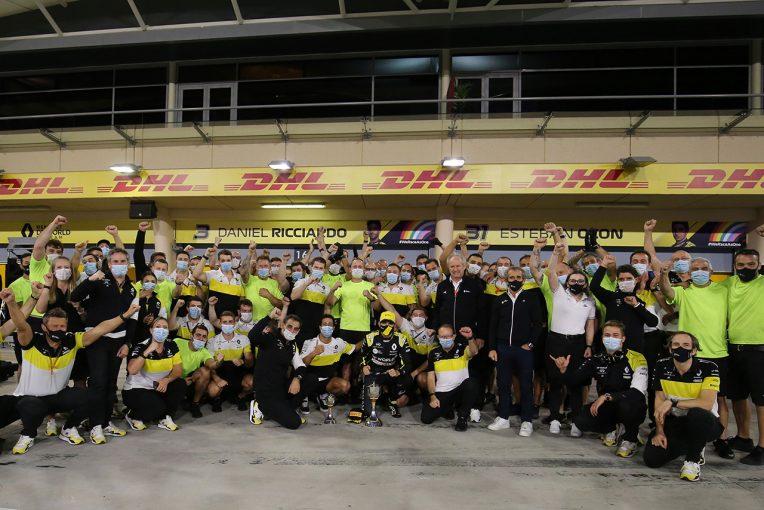 F1 | ルノーCEO、2021年シーズンはアルピーヌF1に「より多くの表彰台を獲得すること」を期待