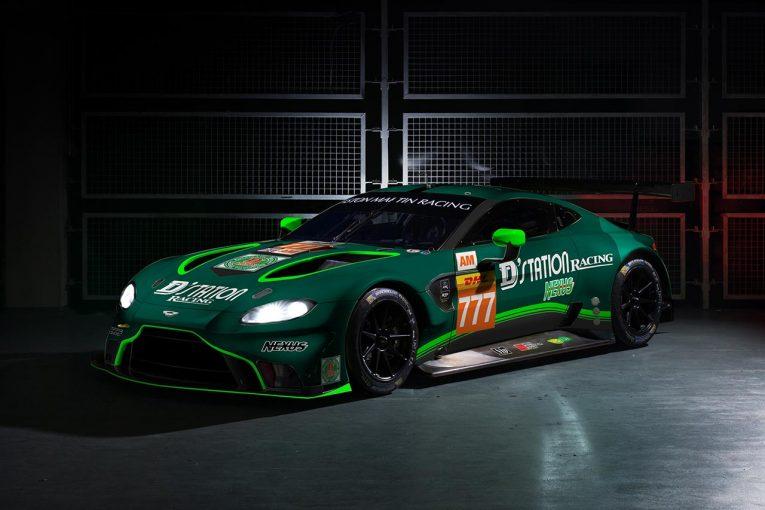 ル・マン/WEC   D'station Racingが2021年のWEC世界耐久選手権にフル参戦! 星野敏と藤井誠暢がドライブへ