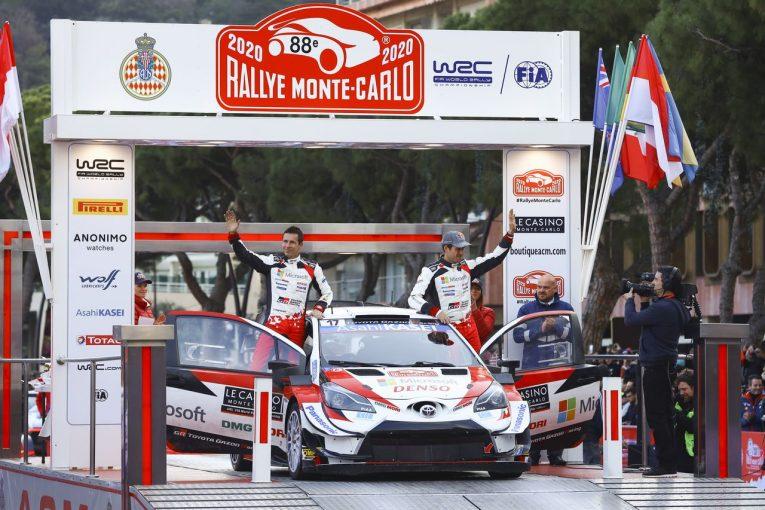 ラリー/WRC | モンテ通算7勝誇るオジエ「勝つためには賢くなければならない」/2021WRC第1戦モンテカルロ 事前コメント