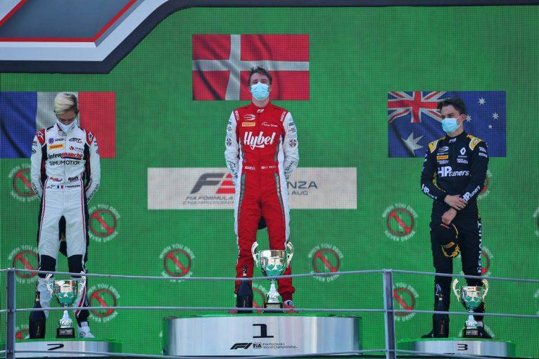 F1   フレデリック・ベスティ、メルセデスF1のジュニアプログラム加入を正式発表。2021年はARTからFIA-F3参戦