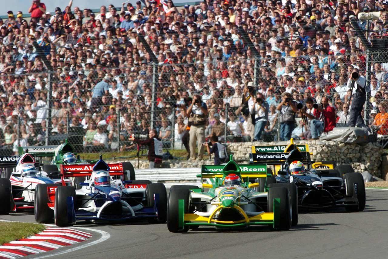 2005年A1GP 第1戦イギリス