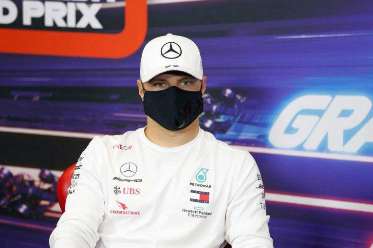 F1 | 【F1インタビュー】最強のライバルに挑むボッタス「精神的にかなりきついけど、まだ全然、諦めていない」