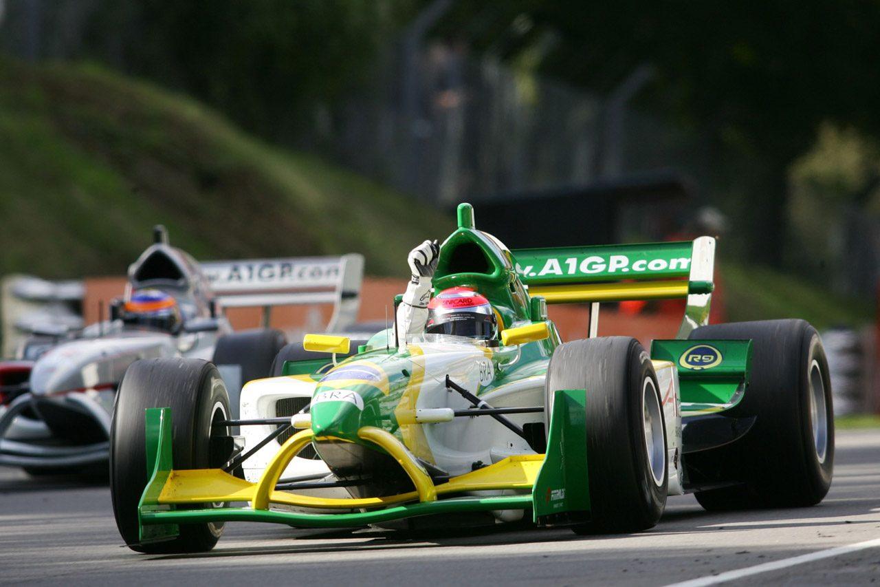 ネルソン・ピケJr(A1チーム・ブラジル)