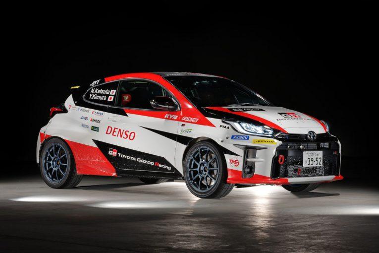 ラリー/WRC | 勝田範彦がトヨタに移籍! TGR、2台のGRヤリスで全日本ラリー最高峰クラスに参戦