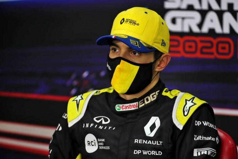 F1 | アルピーヌF1のオコン、WRC開幕戦モンテカルロで『A110S』をデモラン。初日2ステージを走行