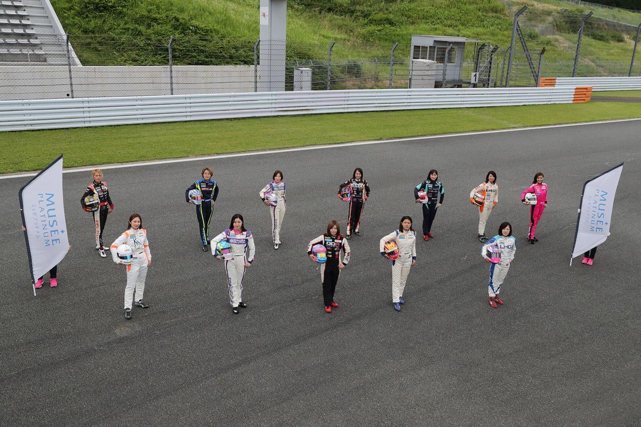 来たれ競走女子。2021年KYOJO CUP参戦ドライバーオーディンションが2月に開催