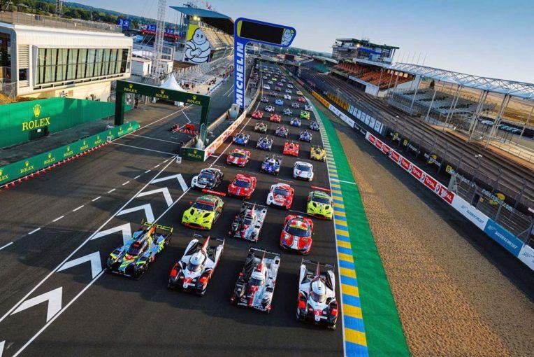 ル・マン/WEC | ハイパーカークラスはトヨタ含め5台に。2021シーズンのWEC年間エントリー発表