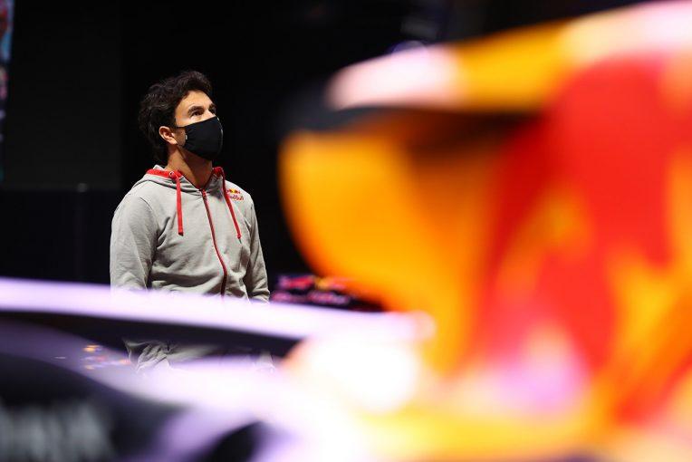 F1 | ペレス、レッドブルF1加入の夢が実現するも「自分がここにいるとまだ信じられない」と明かす