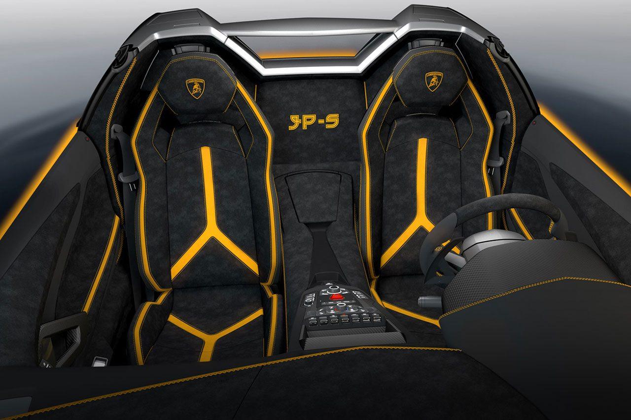 ランボルギーニ、V12エンジン搭載のフラッグシップ・スペシャルモデルを発表。7台限定生産