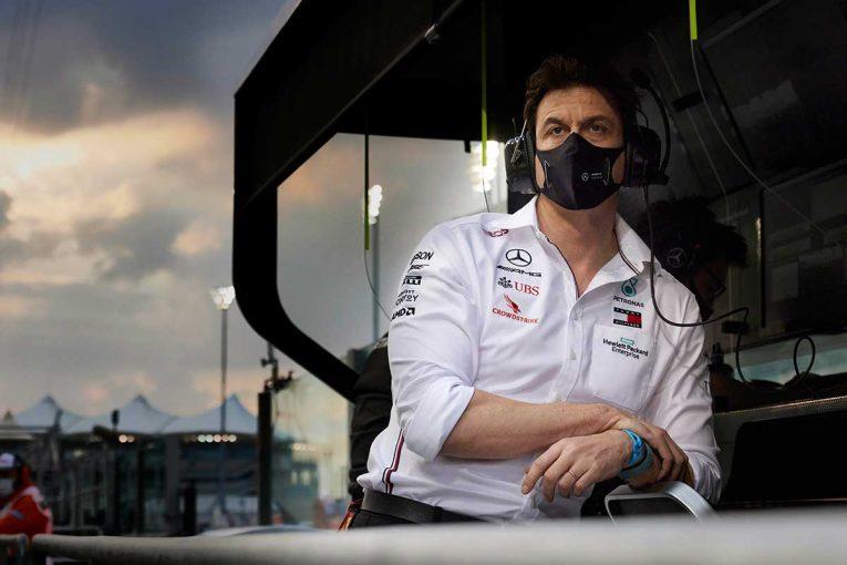 F1 | 【インタビュー】メルセデスF1代表、サクヒールGPの危機を語る「12時間以内に代替ドライバーを見つける必要があった」