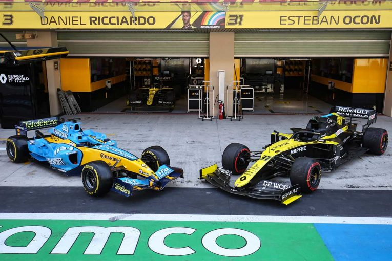 F1 | 【近代F1メカニカル解説】15年前と比べて大きく、重く、そして速くなったF1マシン