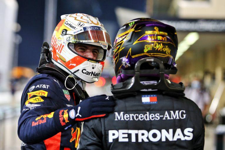 F1 | レッドブルF1代表、ハミルトンよりフェルスタッペンの方が優秀と主張「今のマックスの代役は誰にも務まらない」