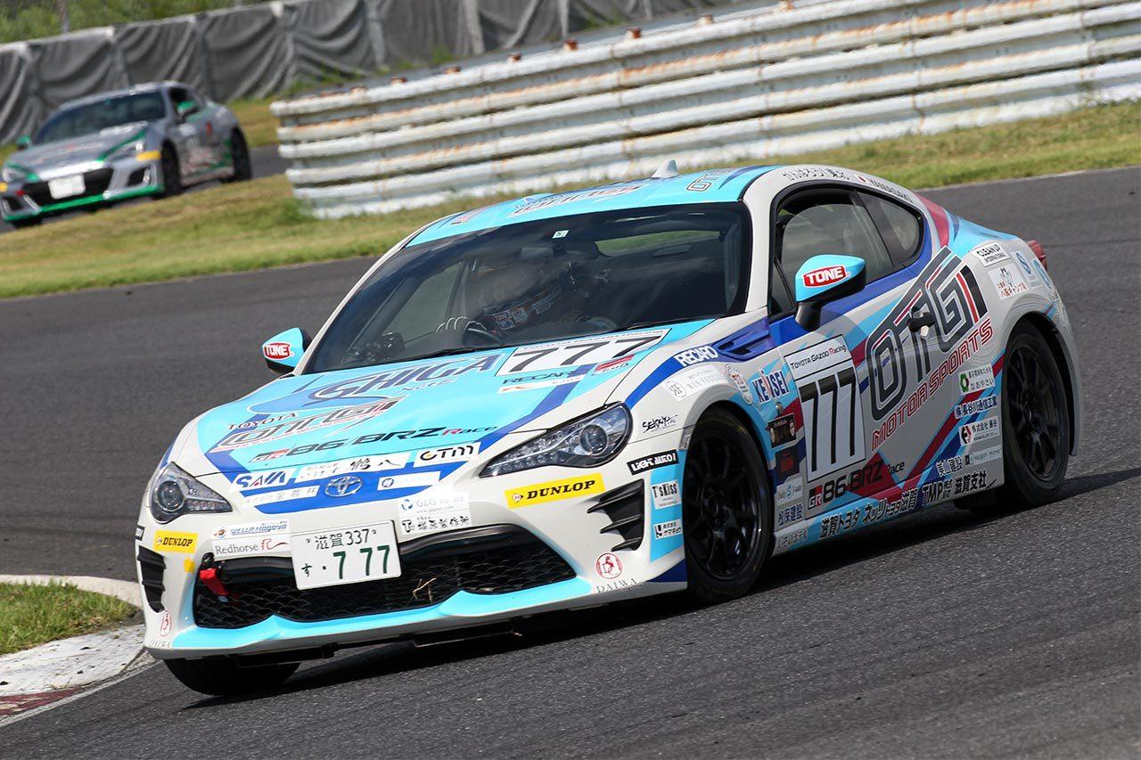 OTG Motorsports、2021年も86/BRZ Raceに5台投入。FIA-F4 JAPANESE CHALLENGEも支援
