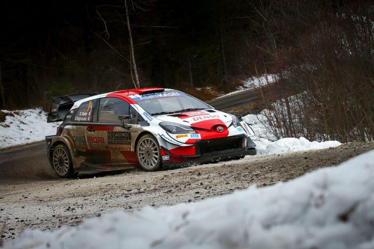 ラリー/WRC | トヨタ、WRC開幕戦で1-2フィニッシュ! 王者オジエがモンテカルロ最多8勝目を飾る