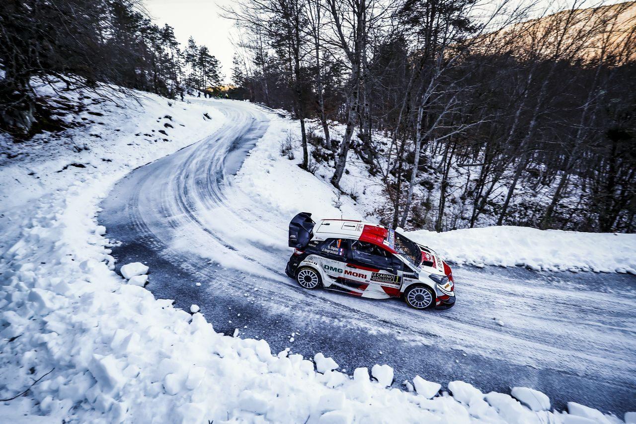 【順位結果】2021年WRC第1戦モンテカルロ SS15後