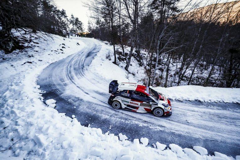 ラリー/WRC | 【順位結果】2021年WRC第1戦モンテカルロ SS15後